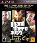 игра Grand Theft Auto IV: Complete Edition PS3