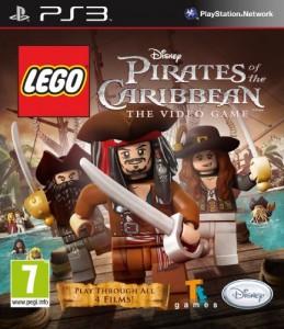 игра LEGO Pirates of the Caribbean PS3