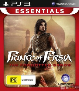 игра Prince of Persia: The Forgotten Sands ESN PS3