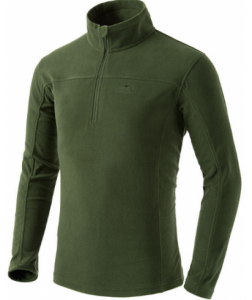 Флисовая мужская кофта Naturehike 'Olive Green XXL' (NH15Z007-M)