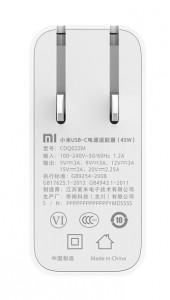фото Адаптер питания Xiaomi Type-C 45W (Р30528) #5