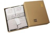 Комплект постельного белья JolieHome Yi Tian (4 sets) Gray 1.8 (Р30605)