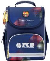 Рюкзак школьный каркасный (ранец) 501 'FC Barcelona' (BC17-501S)