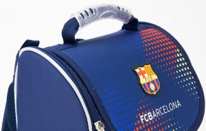 фото Рюкзак школьный каркасный (ранец) 501 'FC Barcelona' (BC17-501S) #18