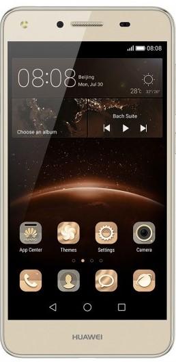 Смартфон Huawei Y5 2 Dual Sim Gold (CUN-U29 gold)