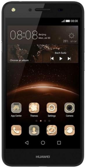 Смартфон Huawei Y5 2 Dual Sim Black (CUN-U29 black)