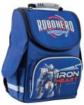 Рюкзак каркасный Smart 'RoboHero' PG-11, синий (553417)
