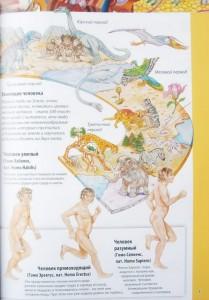 фото страниц Анатомия человека. Детская иллюстрированная энциклопедия #3