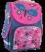 Рюкзак каркасный Smart 'Jeans butterfly' PG-11, розовый, синий (553343)