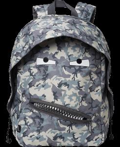 Рюкзак Zipit 'GRILLZ CAMO GREY' (ZBPL-GR-5)