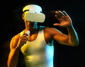фото Шлем виртуальной реальности Mi VR Headset White (Р28440) #2