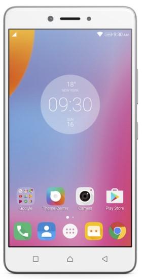 Смартфон Lenovo K6 Note (K53a48) Dual Sim Silver (PA570130UA)