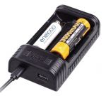 Зарядное устройство Fenix 'ARE-X2' (10440, 14500, 16340, 18650, 26650) (ARE-X2)