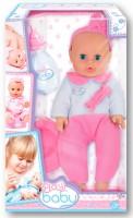 Пупс Play Baby в розовом комбинезоне (32000)