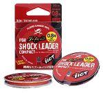 Флюорокарбон Tict Shock Leader Compact 30м №1.0 0.165мм (3915002)