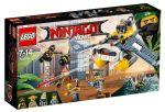 Конструктор LEGO Ninjago 'Бомбардировщик Морской дьявол' (70609)
