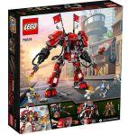 Конструктор LEGO Ninjago 'Огненный робот Кая' (70615)