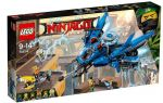Конструктор LEGO Ninjago 'Самолёт-молния Джея' (70614)