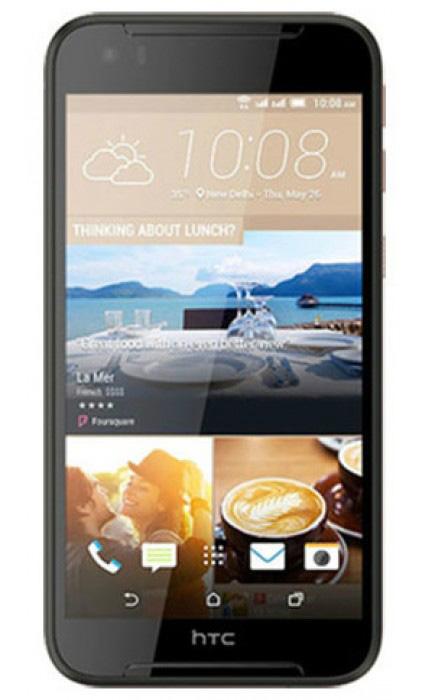 Смартфон HTC Desire 830 Dual Sim Black Gold (99HAJU033-00)