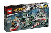 Конструктор Lego Speed Champions 'MERCEDES AMG PETRONAS Formula One™ Team' (75883)