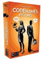 Настільна гра Czech Games Edition 'Кодові Імена: Картинки' (Codenames: Pictures) (укр.)