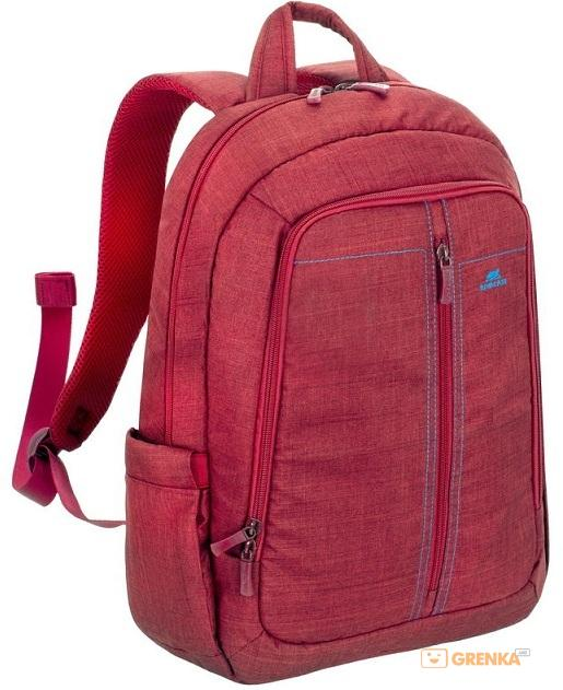 Купить Рюкзак для ноутбука 15.6' Riva Case 'Red' (7560)
