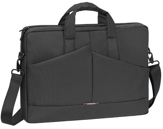 Купить Сумка для ноутбука 15.6' Riva Case 'Grey' (8731)