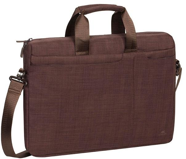 Купить Сумка для ноутбука 15.6' Riva Case 'Brown' (8335)