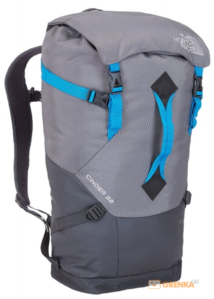 Рюкзак The North Face Cinder Pack 32 T0A6K2 (AGP - Zinc Grey/Quill Blue )