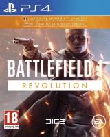 игра Battlefield 1 Революция PS4