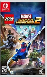игра LEGO Marvel Super Heroes 2 Switch