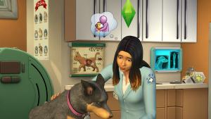 скриншот  Ключ для The Sims 4: Кошки и собаки DLC #5