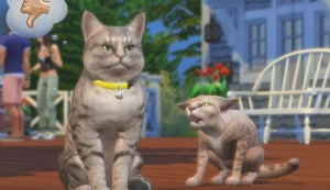 скриншот  Ключ для The Sims 4: Кошки и собаки DLC #2