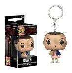 фигурка Брелок Pocket POP! Keychain: Stranger Things: Eleven with Eggo (14227)
