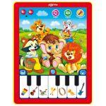 Книга Планшетик 'Мультяшки-повторяшки' (электронная музыкальная игрушка)