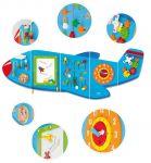Обучающая игрушка Viga Toys 'Самолет' (50673)