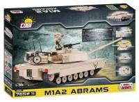 Конструктор COBI 'Танк М1А2 Абрамс, 765 деталей' (COBI-2608)