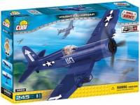 Конструктор COBI 'Вторая Мировая Война Самолет Чанс-Воут F4U Корсар' (COBI-5523)