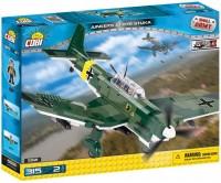 Конструктор COBI 'Вторая Мировая Война Самолет Юнкерс Ю-87, 315 деталей' (COBI-5521)