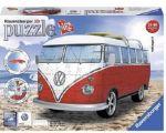 Пазл 3D Ravensburger 'Легендарный VW T1 162 элементов' (RSV-125166)