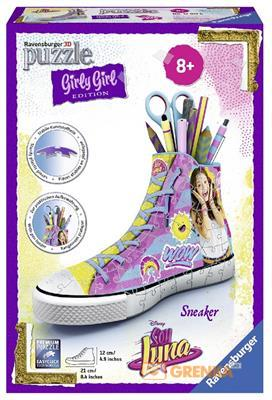 Купить Пазл 3D Ravensburger 'Girly Girl Подставка-кед для карандашей Я Луна 108 элементов' (RSV-121076)