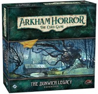 Дополнение 'Arkham Horror The Card Game: The Dunwich Legacy (Ужас Аркхэма карточная игра: Наследие Данвича) (2592)
