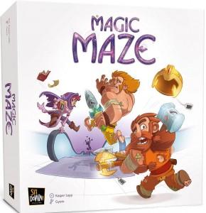 Настольная игра 'Magic Maze' (Магомаркет) (2649)