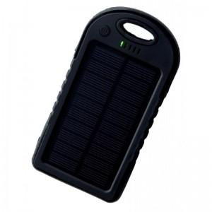 Универсальная мобильная батарея Smartfortec ES500 solar black (44498)