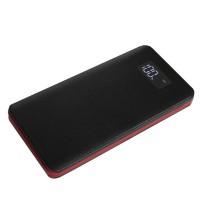 Универсальная мобильная батарея Smartfortec PBK-12000 black+red (44732)