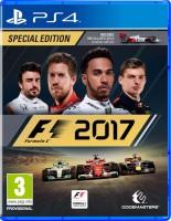 игра F1 2017 PS4