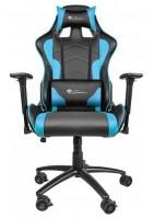 кресло Геймерское кресло Natec Genesis Nitro 880 Black-Blue (NFG-0786)