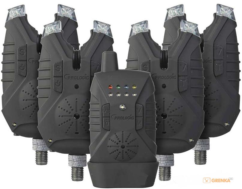 Купить Набор сигнализаторов Prologic Polyphonic V2 VTSW 4+1 электронный (1846.03.23)