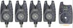 Набор сигнализаторов Prologic Senzora 13 Bite Alarm Set 4+1 электронный (18460188)