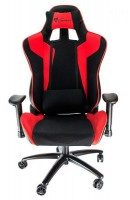 кресло Геймерское кресло Natec Genesis SX77 Black-Red (NFG-0751)